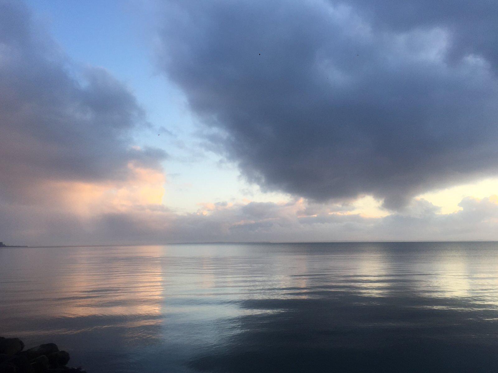 Stille vand